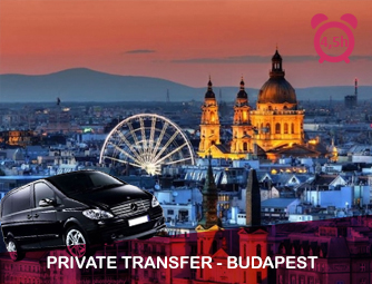 Tour and Transport to Budapest for 1 - 8 people