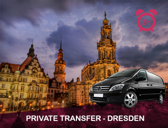 Tour and Transport to Dresden