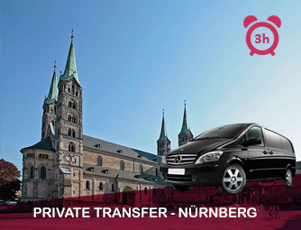 Tour and Transport to Nürnberg for 1 - 8 people