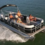 Pontoon boat Sweetwater